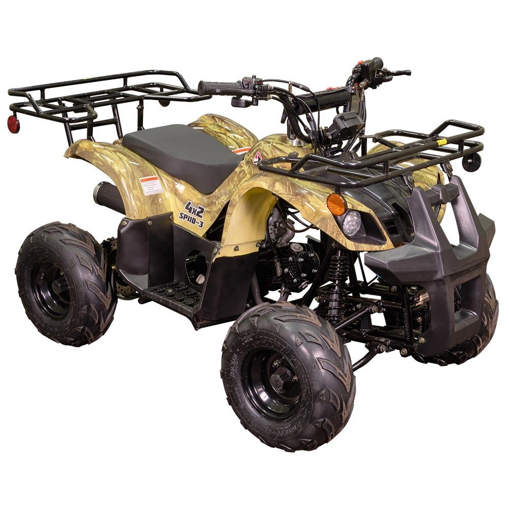 Купить Квадроцикл SP110-3