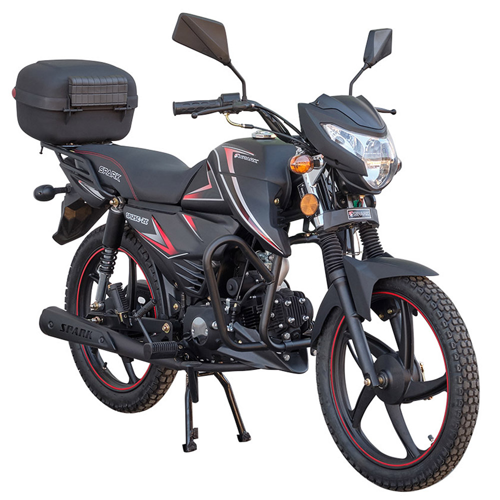 Купить Мотоцикл SPARK SP125C-2C