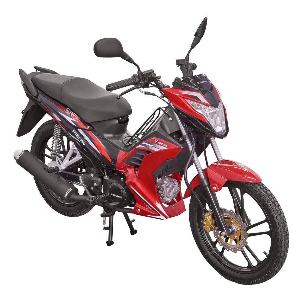 Купить Мотоцикл SPARK SP125C-3WQ