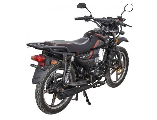 Мотоцикл SP125C-4C в зборі