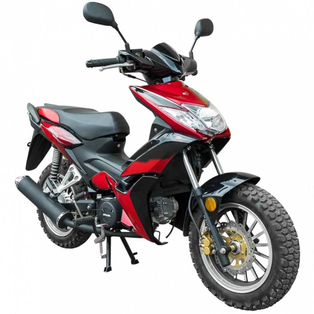 Купить Мотоцикл SP125C-4WQ