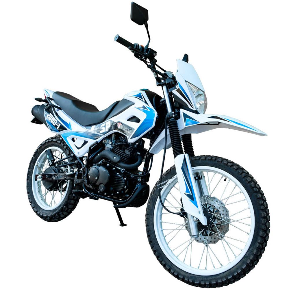 Купить Мотоцикл SP200D-1