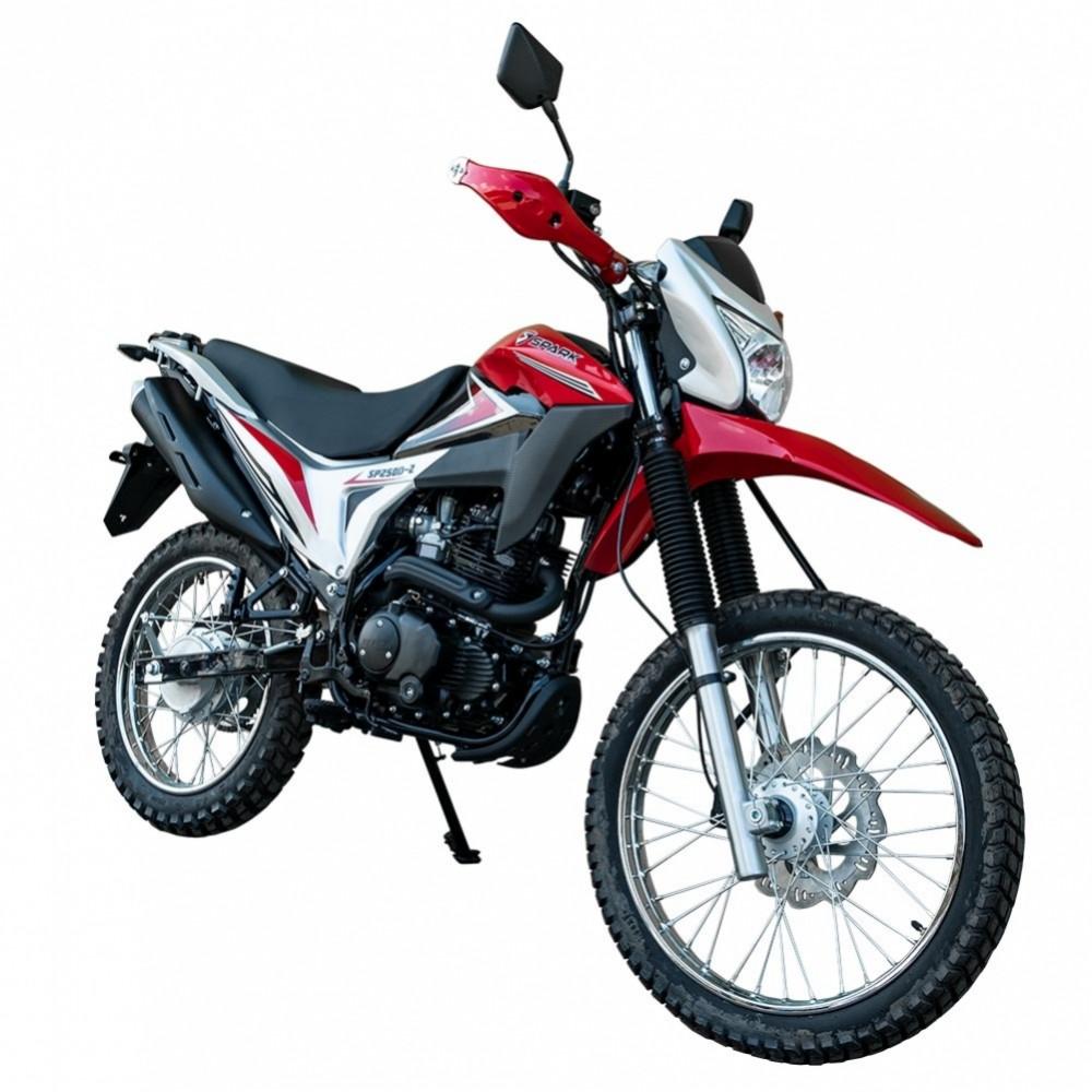 Купить Мотоцикл SP250D-2