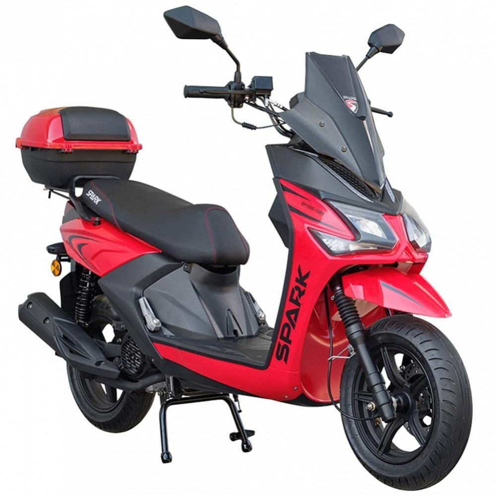 Купить Моторолер SP150S-19BN