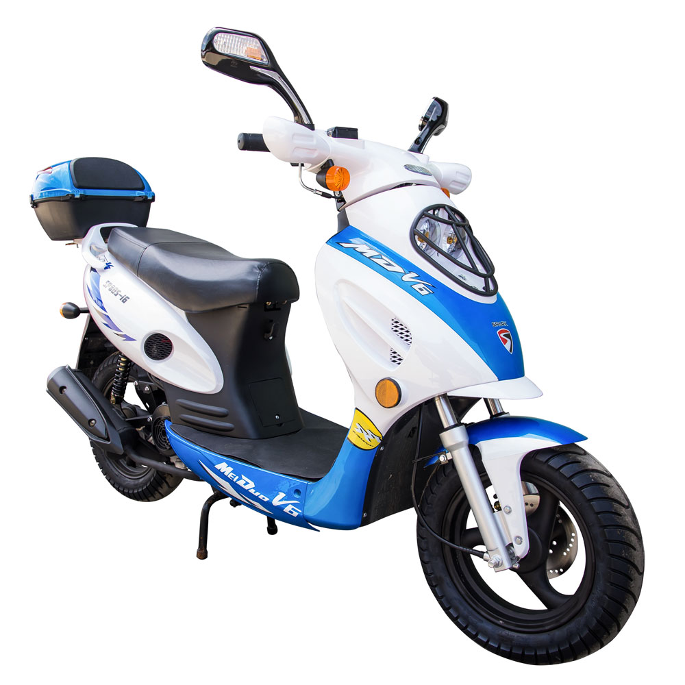 Купить Моторолер SP80S-16