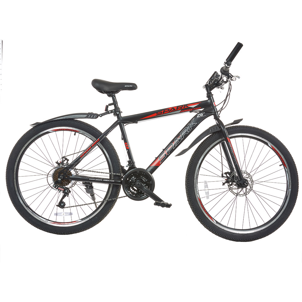 Купить Велосипед SPARK FORESTER 17 (колеса - 26'', сталева рама - 17'')