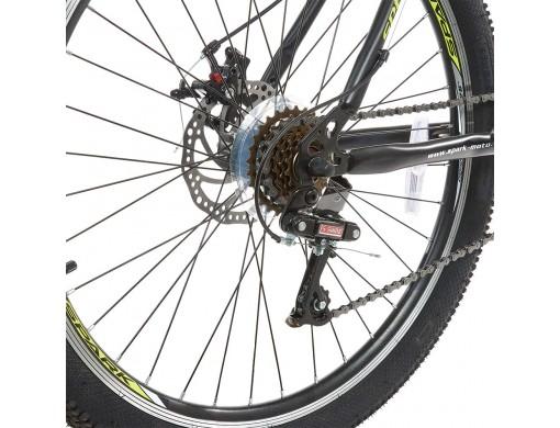Велосипед SPARK FORESTER 20 (колеса - 26'', сталева рама - 20'')