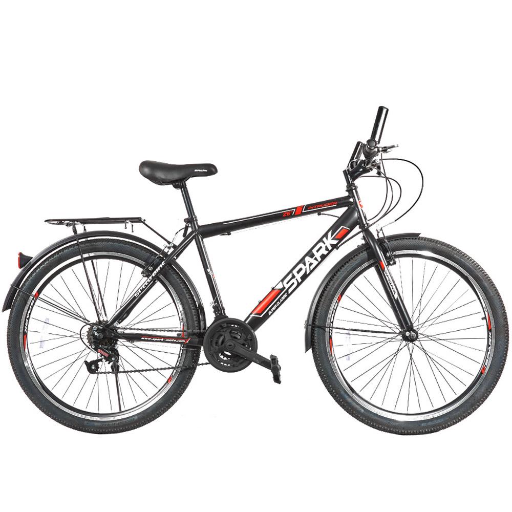 Купить Велосипед SPARK INTRUDER 18 (колеса - 26'', стальная рама - 18'')