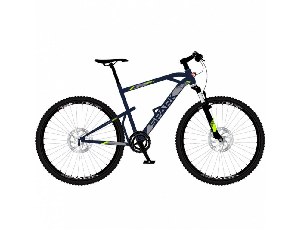 Велосипед SPARK NEON 19 (колеса - 26'', сталева рама - 19'')