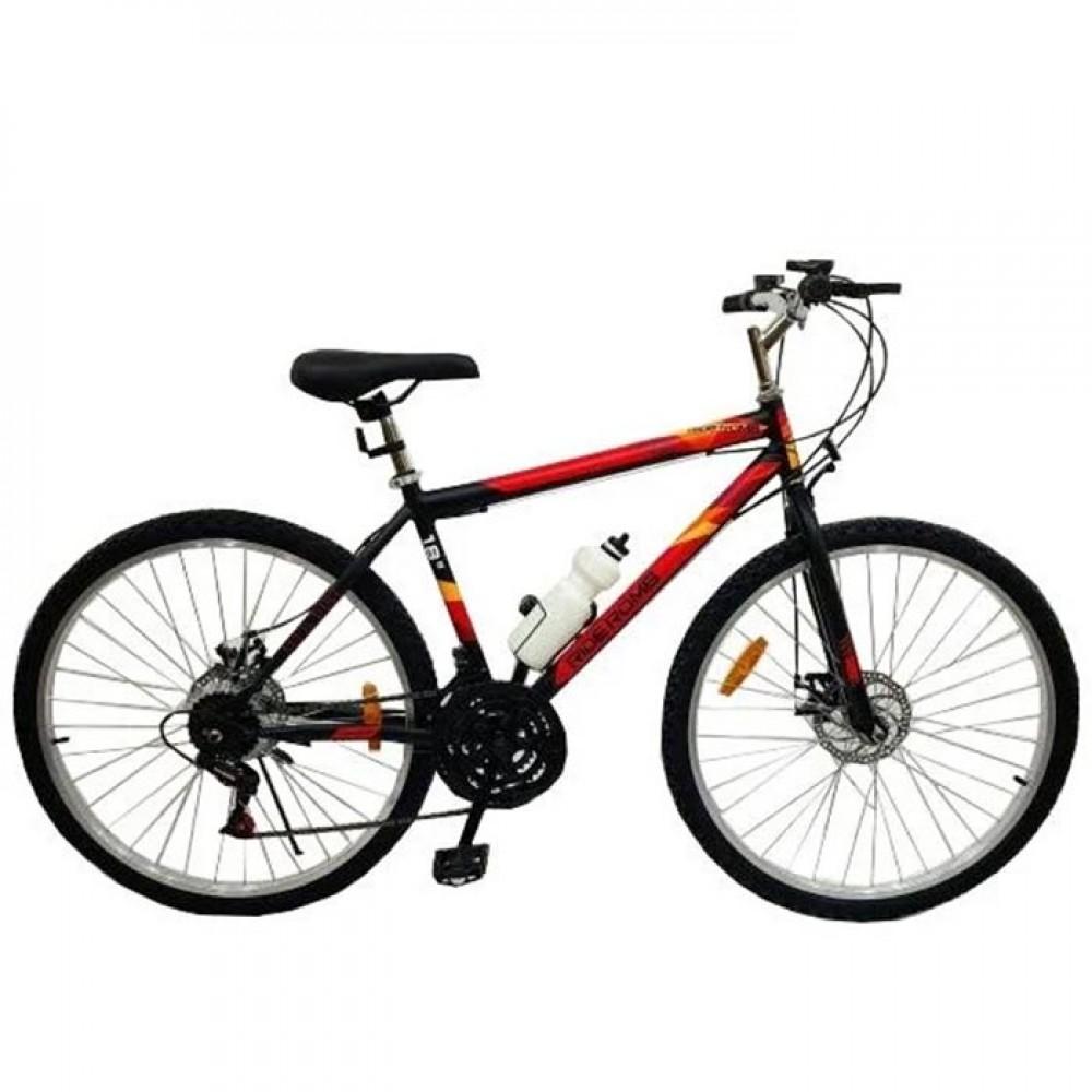 Купить Велосипед SPARK RIDE ROMB D.21 18 (колеса - 26'', сталева рама - 18'')