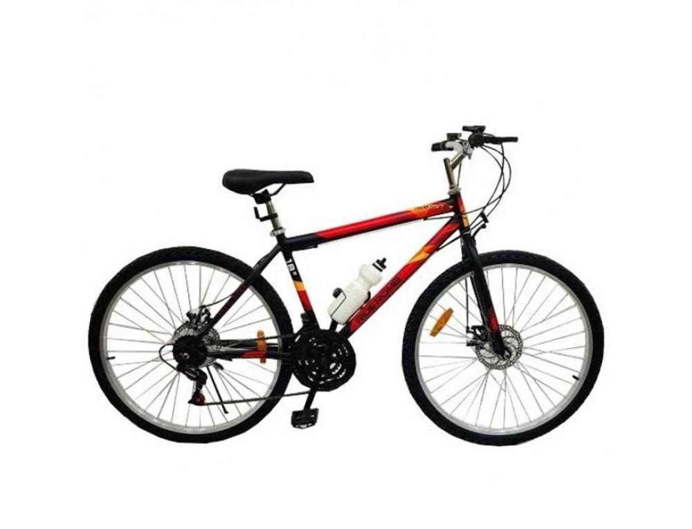 Велосипед SPARK RIDE ROMB D.21 18 (колеса - 26'', сталева рама - 18'')