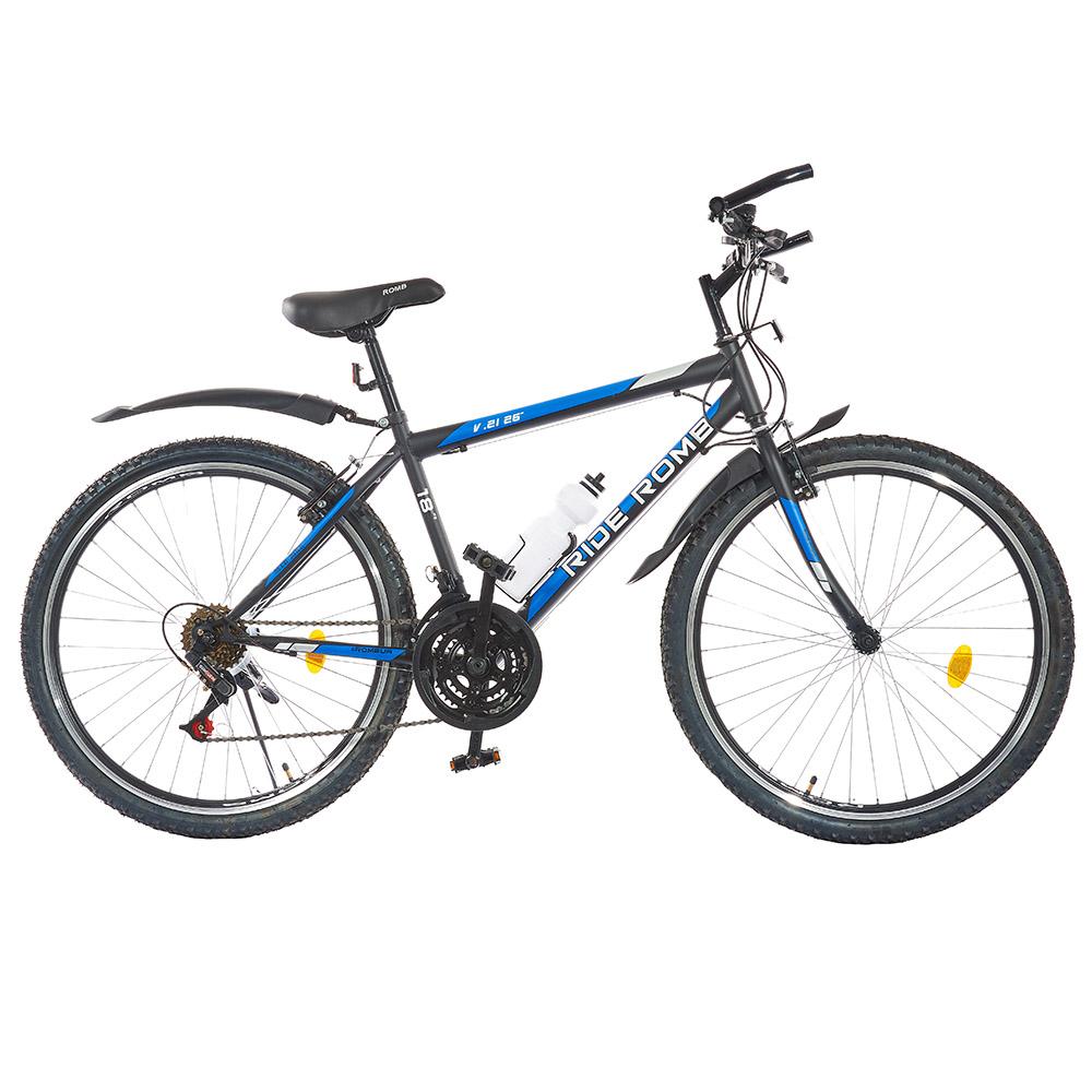 Купить Велосипед SPARK RIDE ROMB V.21 18 (колеса - 26'', сталева рама - 18'')