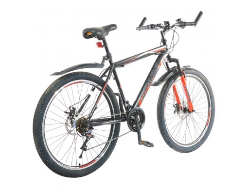 Велосипед SPARK FIRE 19 (колеса - 27,5'', сталева рама - 19'')
