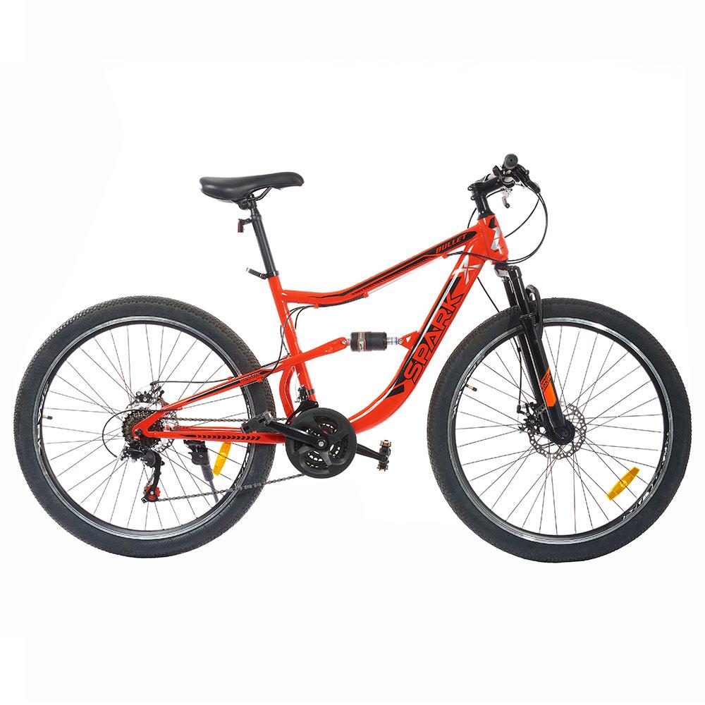 Купить Велосипед SPARK BULLET 18 (колеса - 27,5'', сталева рама - 18'')