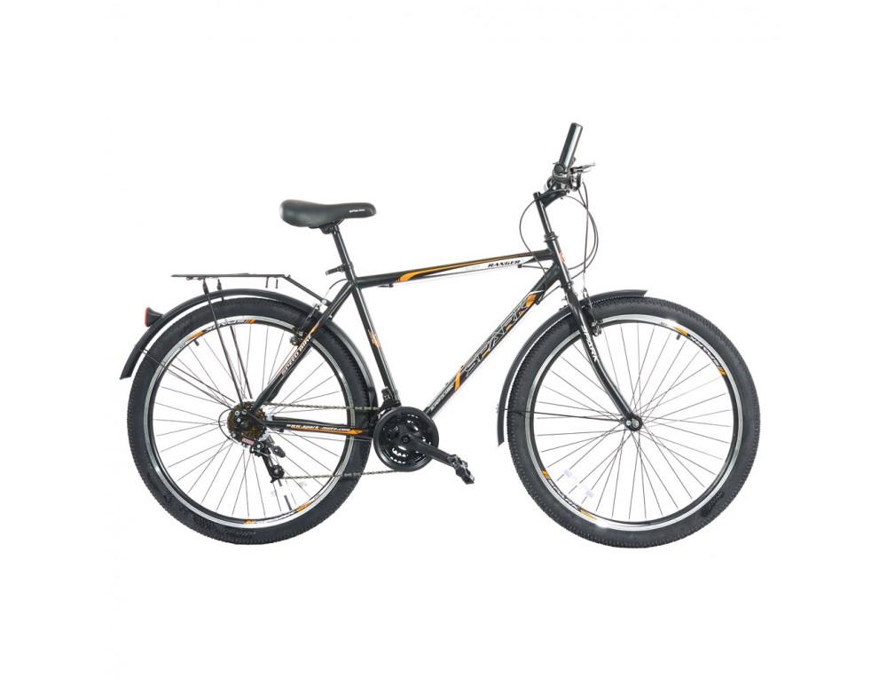 Велосипед SPARK RANGER 20 (колеса - 27,5'', сталева рама - 20'')