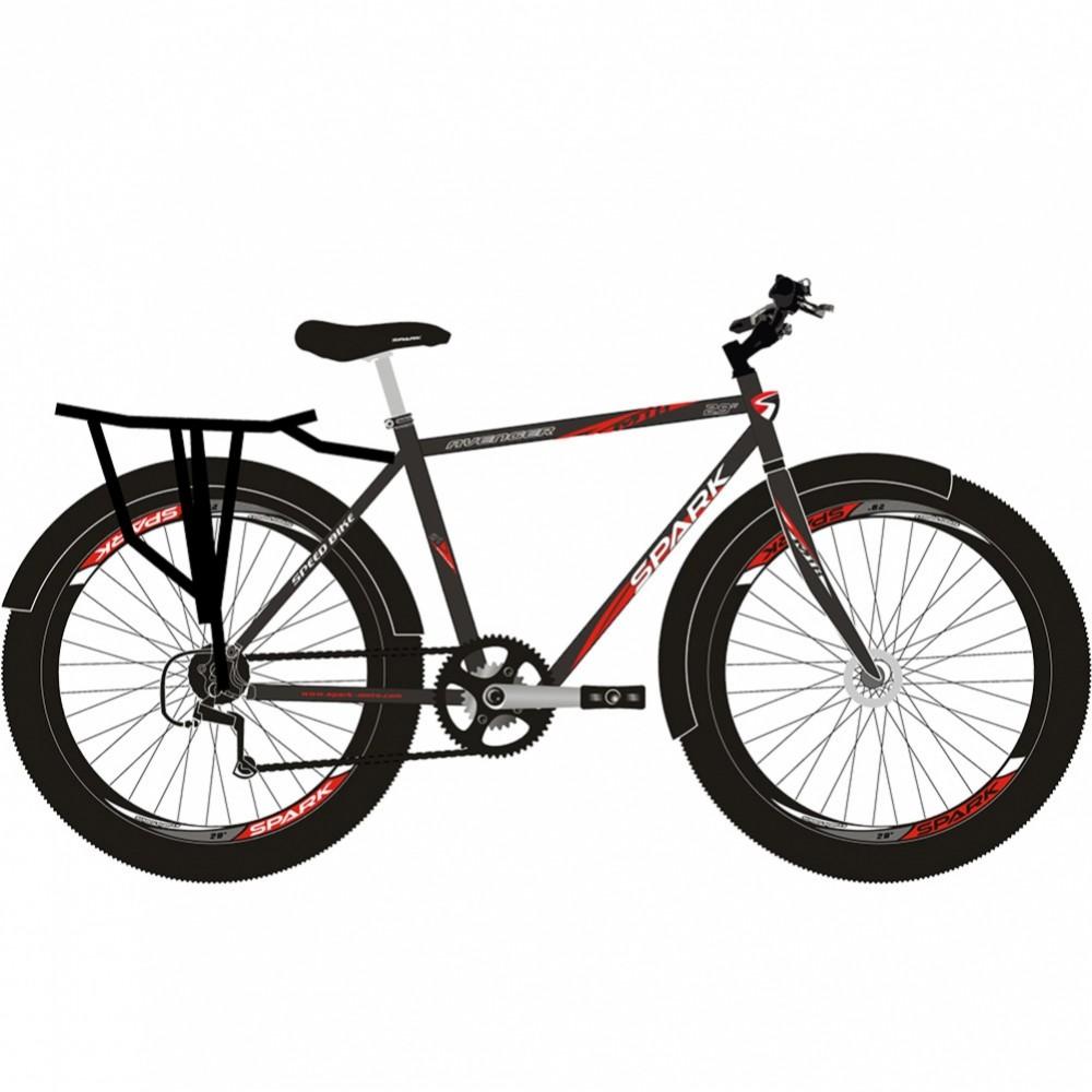 Купить Велосипед SPARK AVENGER 21 (колеса - 29'', сталева рама - 21'')