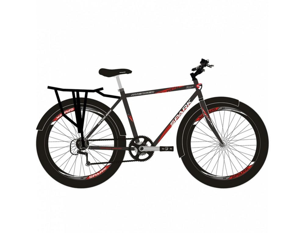 Велосипед SPARK AVENGER 21 (колеса - 29'', сталева рама - 21'')