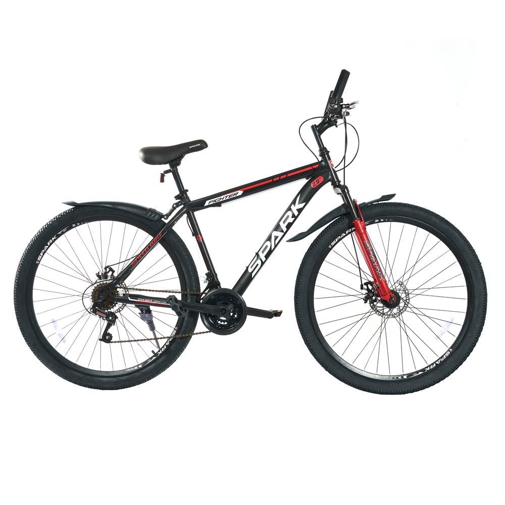 Купить Велосипед SPARK FIGHTER 19 (колеса - 29'', сталева рама - 19'')