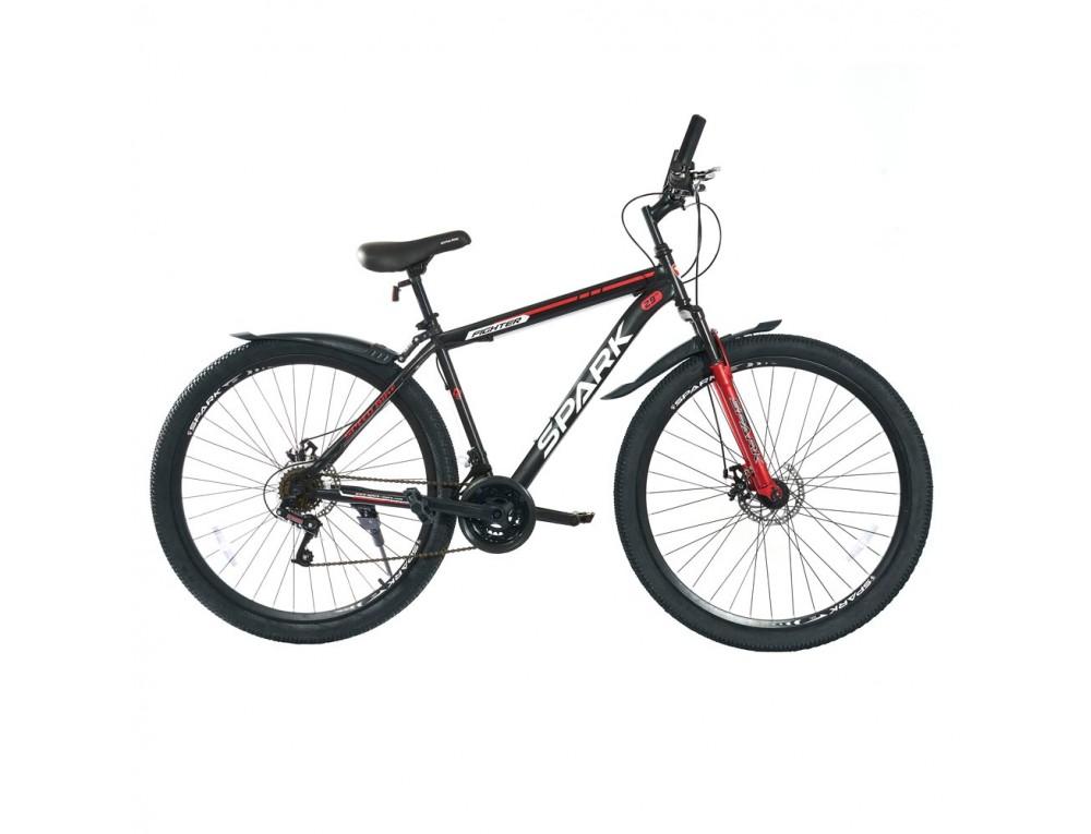 Велосипед SPARK FIGHTER 19 (колеса - 29'', сталева рама - 19'')