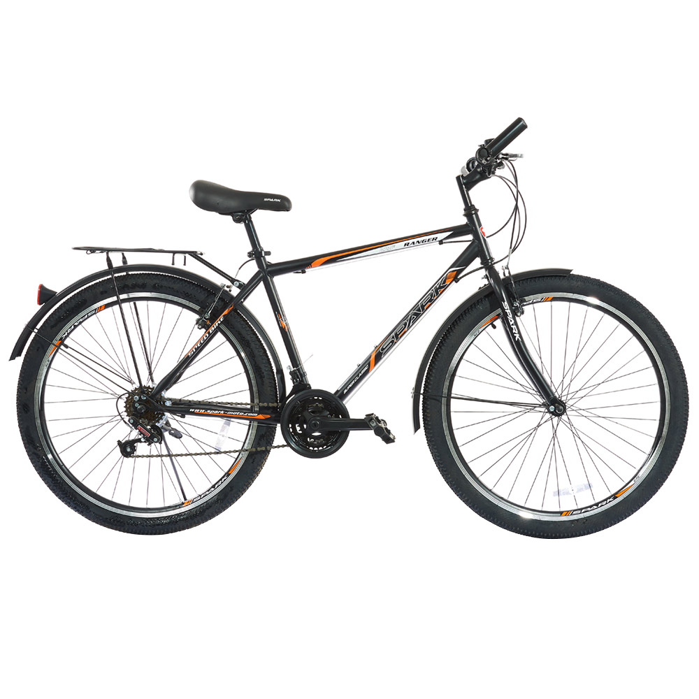Купить Велосипед SPARK RANGER 19 (колеса - 27,5'', сталева рама - 19'')