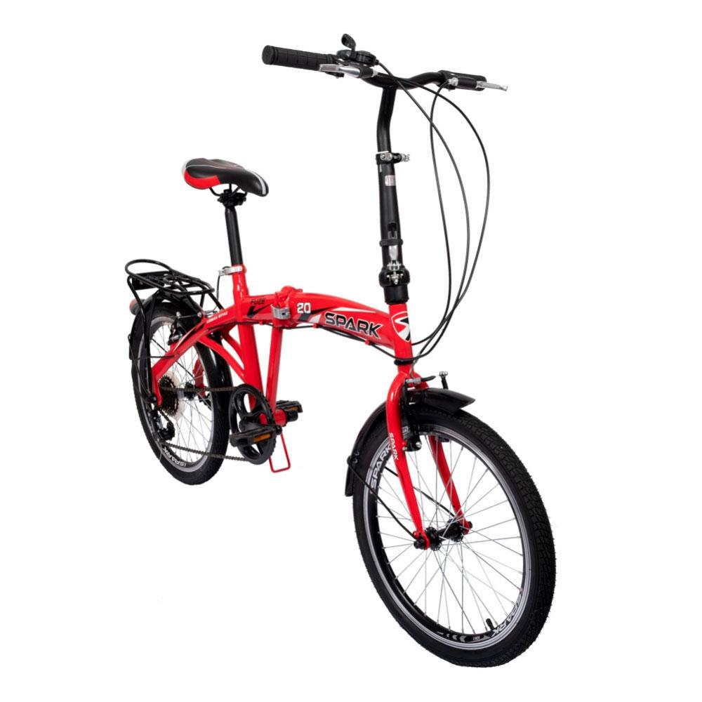 Купить Велосипед SPARK FUZE (колеса - 20'', сталева рама - 10'')