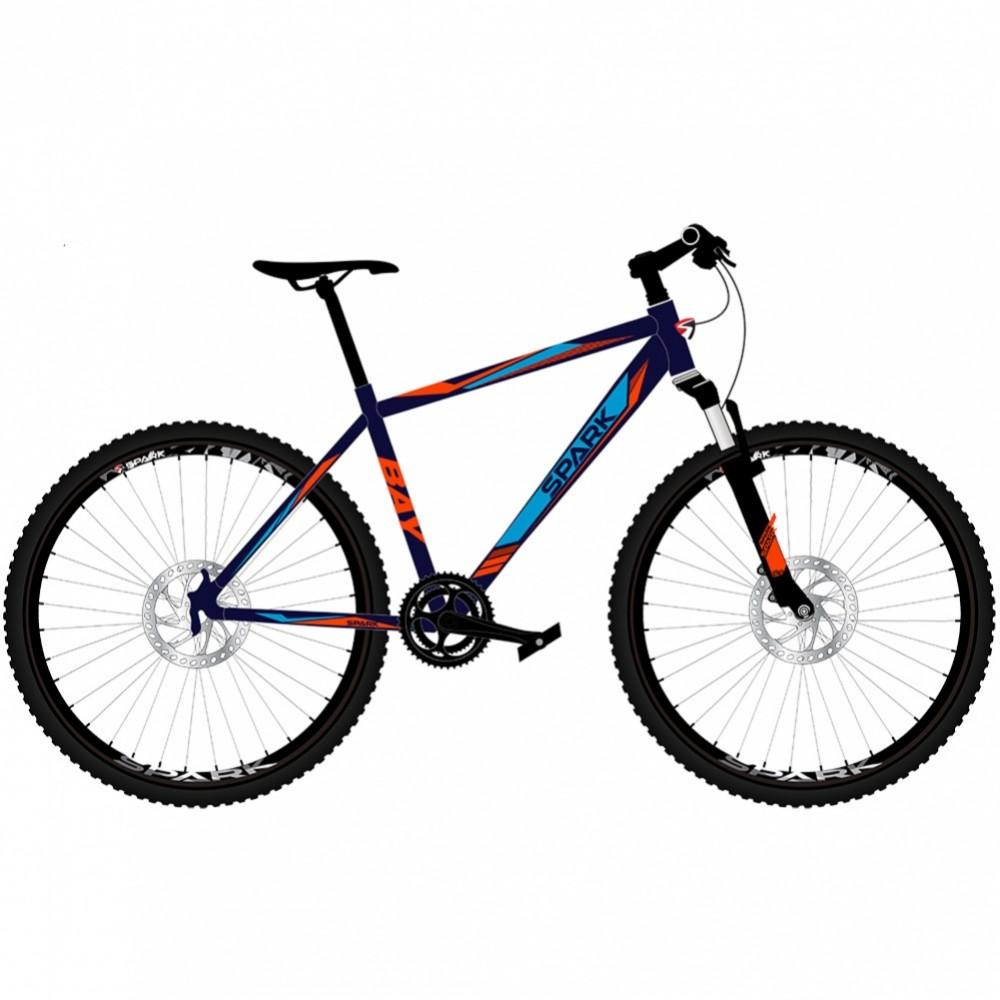 Купить Велосипед SPARK BAY 17 (колеса - 26'', алюмінієва рама - 17'')