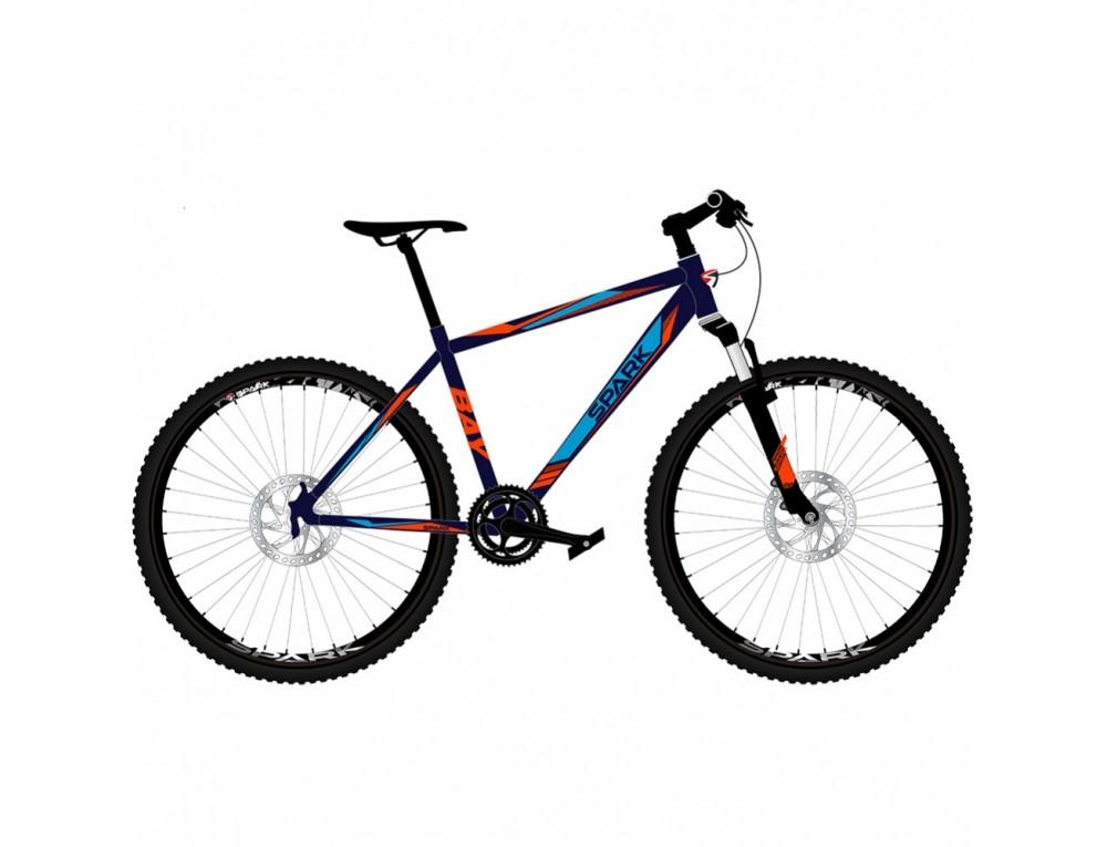 Велосипед SPARK BAY 17 (колеса - 26'', алюмінієва рама - 17'')