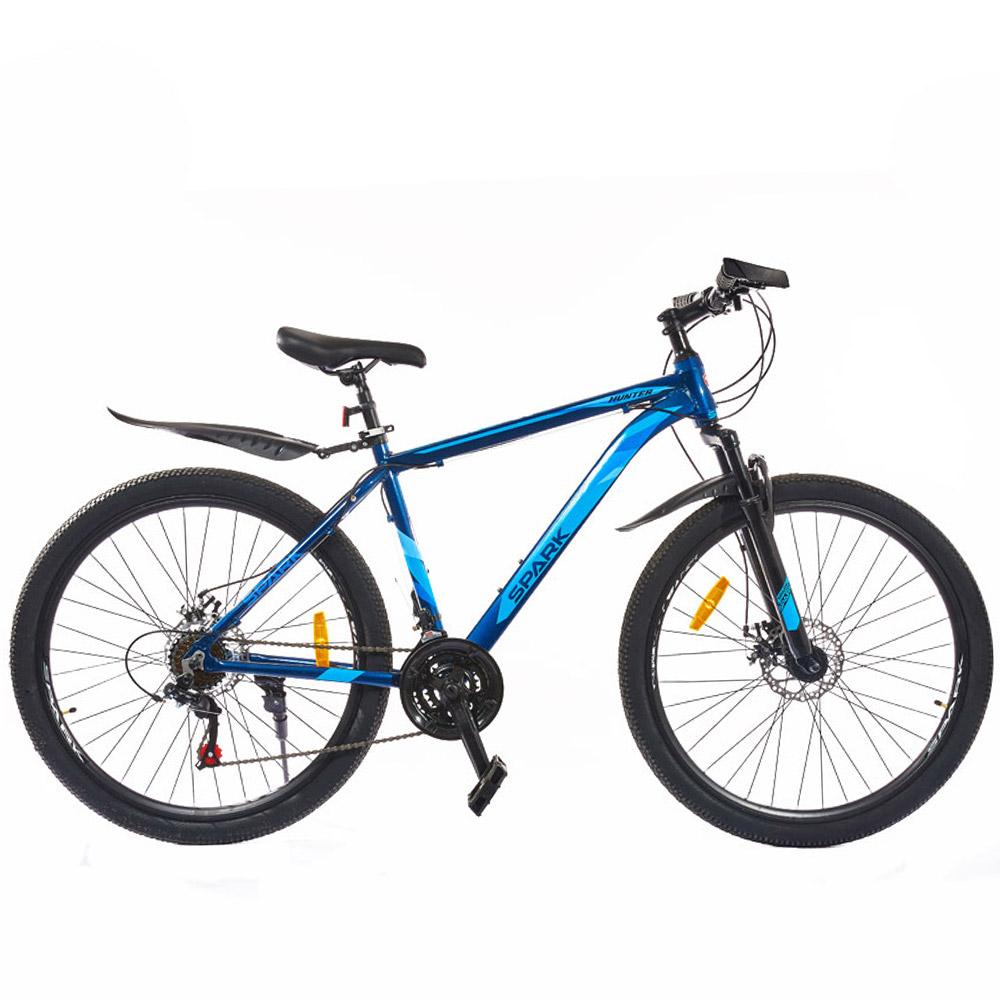 Купить Велосипед SPARK HUNTER 19 (колеса - 27,5'', алюмінієва рама - 19'')