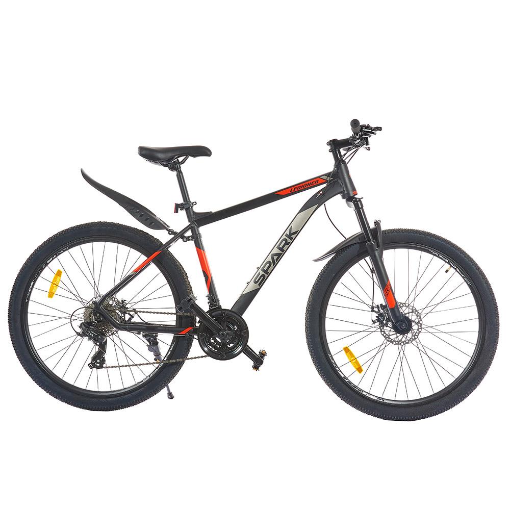 Купить Велосипед SPARK LEGIONER 19 (колеса - 27,5'', алюмінієва рама - 19'')