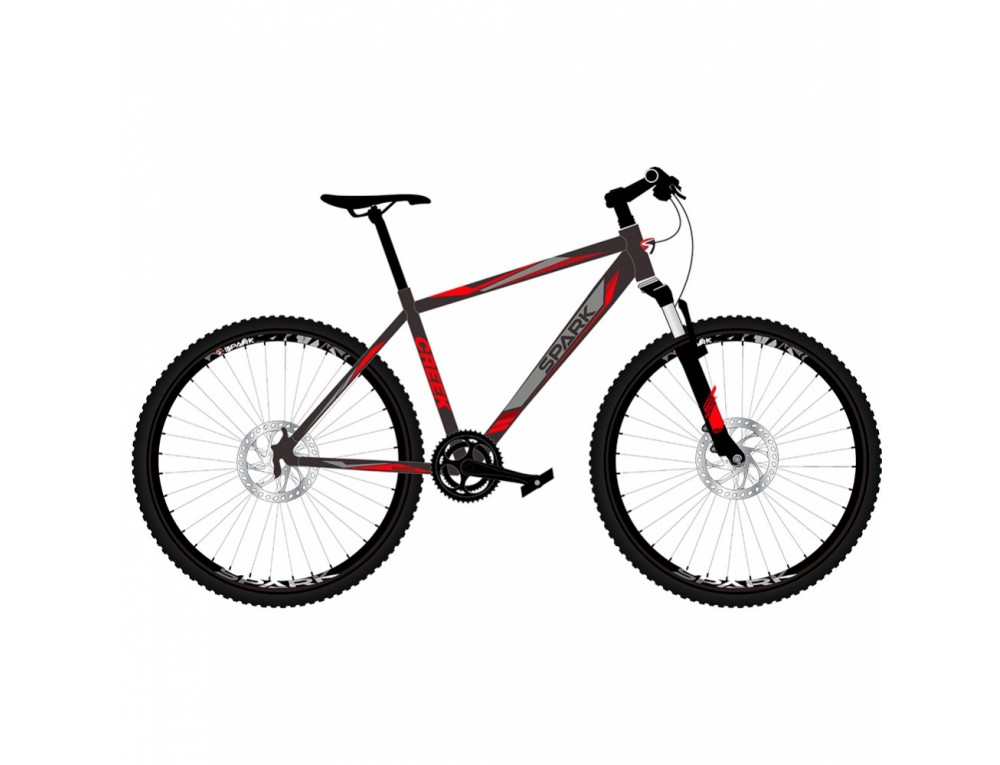 Велосипед SPARK CREEK 20 (колеса - 29'', алюмінієва рама - 20'')