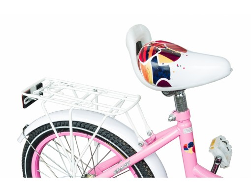 Велосипед SPARK KIDS FOLLOWER 9 (колеса - 12'', сталева рама - 9'')