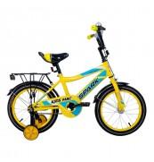 Велосипед SPARK KIDS MAC 10,5 (колеса - 20'', сталева рама - 10,5'')